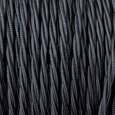 Braided Black Design Cables