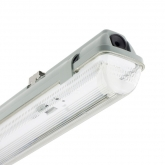 PC Tri-Proof Fixture for 1200mm LED Tubes