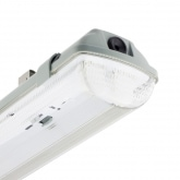PC Tri-Proof Fixture for two 1200mm LED Tubes