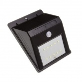 Solar Martell LED Wall Light with PIR Sensor