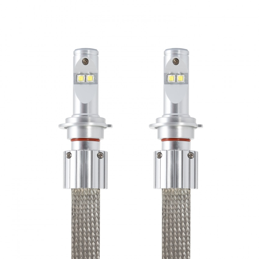 35W H7 CREE LED Bulb Kit for Cars and Motorcycles
