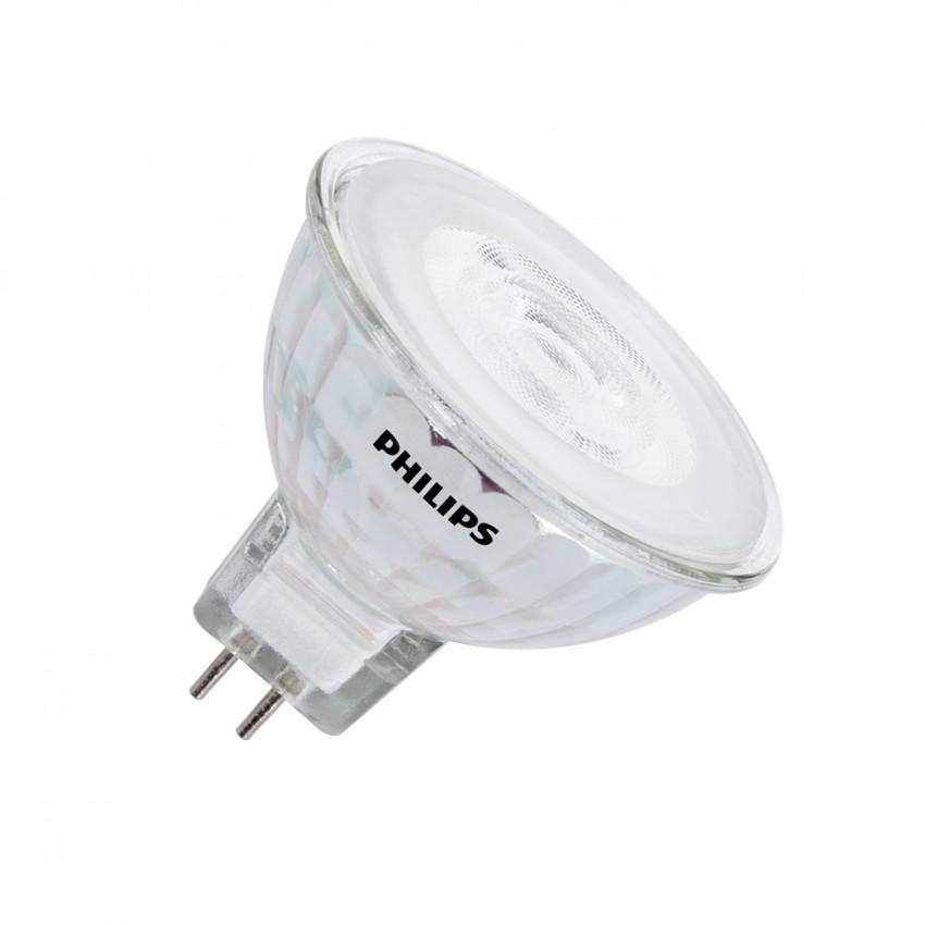 GU5.3 MR16 7W 36º 12V PHILIPS SpotVLE LED Lamp (Dimmable)