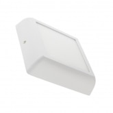 White Square Design 12W LED Surface Panel
